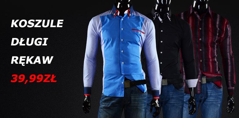 f9cb328017c5a Sklep internetowy Henders - modne koszule męskie, wizytowe, duże ...